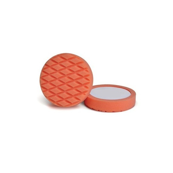 Mousse de polissage Medium -Diamond Cross  Orange Medium pad
