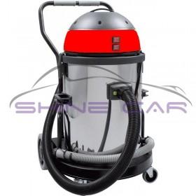 Aspirateur voiture professionnel eau poussière bimoteur Convivac Max