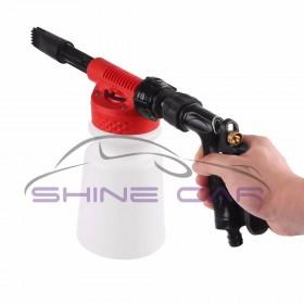 Foam gun tuyau d'arrosage