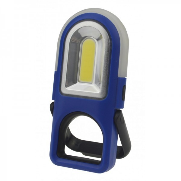 Baladeuse LED de chantier rechargeable