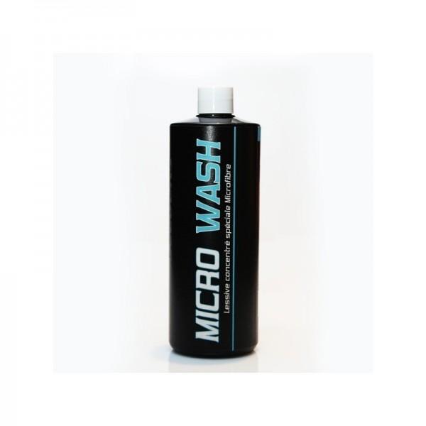 Lessive Micro Wash concentrée spéciale microfibres