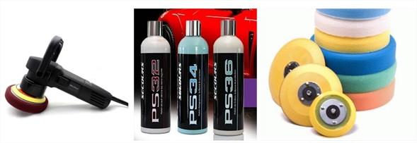 Accessoires polisseuses - Shine Car - Votre partenaire brillance- Distributeur agréé Polish Secours