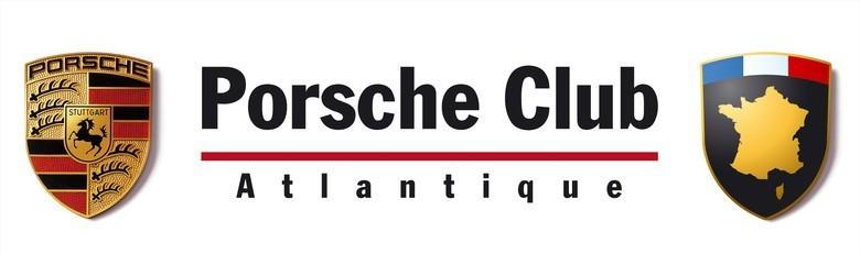 Logo Club Porsche Atlantique Partenaire Shine Car