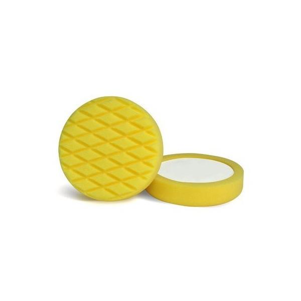 Mousse de polissage hard Diamond Cross - Yellow Cut Pad
