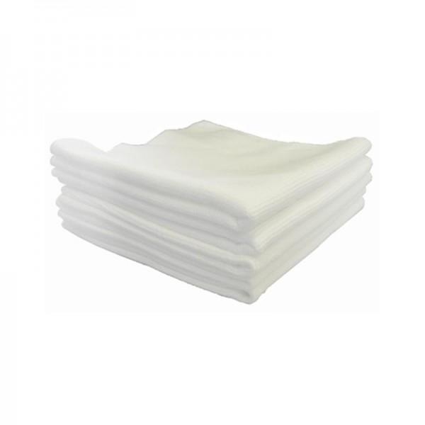 Microfibre Tricot Luxe White